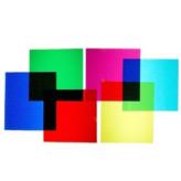 Flitser Folie (Kleurfilters)