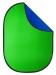 Falcon Eyes BCP-10-07 Opvouwbare Achtergrond Groen/Blauw