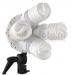 Falcon Eyes Lamp + Octabox LHD-B455