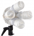 Falcon Eyes LHDK-2B455 Daglichtlampen Set