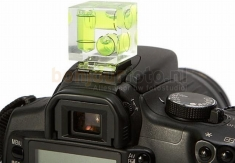 Falcon Eyes CA-BLHS3-SA Waterpas met Hotshoe voor Sony
