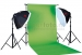 Falcon Eyes Greenscreen Set Basic