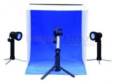 Opvouwbare Mini Fotostudio 50x50 cm met Licht
