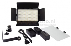 Falcon Eyes DV-384CT-K2 LED Cameralamp