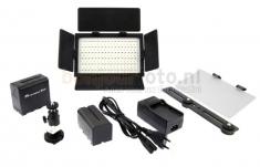 Falcon Eyes DV-216VC-K2 LED Cameralamp
