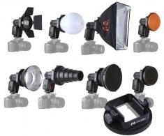Falcon Eyes SGA-K9 Strobist Accessoirekit