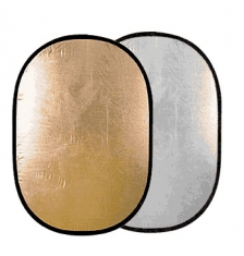 Linkstar R-90120GS 2-in-1 Reflectiescherm 90x120 cm