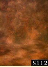 Falcon Eyes S112 Achtergronddoek Bruin Gewolkt 290 x 700