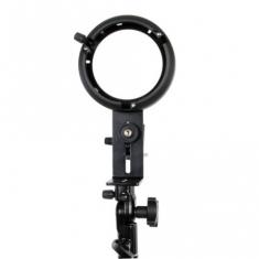 Linkstar TMB-40FBW Bajonet-adapter voor Cameraflitsers