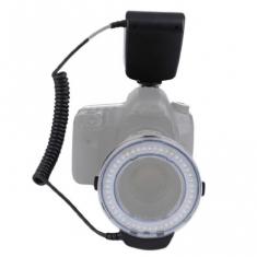 StudioKing RL-130 Macro LED Ringlamp Dimbaar