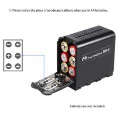 Falcon Eyes BB-06 Batterijhouder