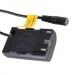 Rolux RL-VFU0 V-Mount Accu-Adapter voor Camera