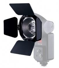 Falcon Eyes SGA-BD4 Kleppenset voor Cameraflitser
