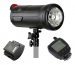 Falcon Eyes Satel Two HSS-Studioflitser op Accu (Canon-versie)