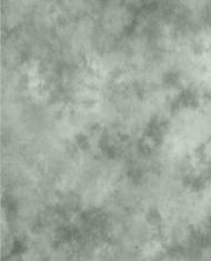 Falcon Eyes S101b Achtergronddoek Grijswit-Groen Gewolkt 290 x 7