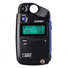 Sekonic L-308X Flashmate Licht- en Flitsmeter