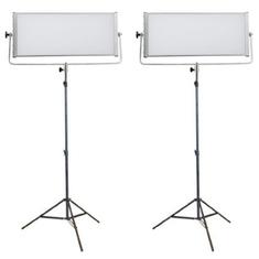 Falcon Eyes LPL-S6002TD Softlight LED-Lampenset 2x120W