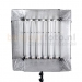 Falcon Eyes DFL-556 Platte Daglichtlamp 6x55W