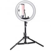 BonjourFoto BFRL-10 Bi-Color Mini Vlogger Ringlamp