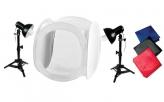 BonjourFoto Valuline Productfotografie Set 75x75 cm