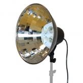 BonjourFoto ValuLine Houder voor 4 Daglichtlampen met Reflector