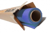 Colortone 58 Chroma Blue Achtergrondrol 2,75 x 11 m