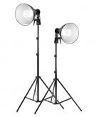 Falcon Eyes LHK-240 Daglichtlampen Set