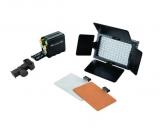 Falcon Eyes DV-160V-K3 LED Cameralamp op Batterijen