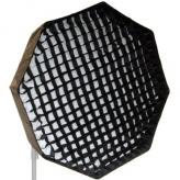 Falcon Eyes FEOB-10HC Diepe Opvouwbare Octabox met Honingraat