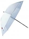 Falcon Eyes UR-60T Flitsparaplu Diffuus Wit 130 cm