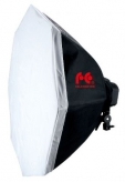 Falcon Eyes LHD-B655FS Daglichtlamp met Octabox 6x55W