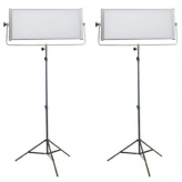 Falcon Eyes LPL-S6002TD Softlight LED-Lampenset 2x120W