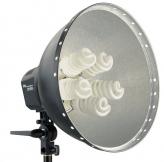 Falcon Eyes LHD-5250F Daglichtlamp met Reflector 5x28W