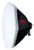 Falcon Eyes LHD-B628FS Daglichtlamp met Octabox 6x28W