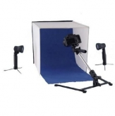 Opvouwbare Mini Fotostudio 40x40 cm met Licht