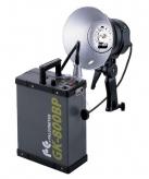 Falcon Eyes TE-800FH Studioflitser met Accupack