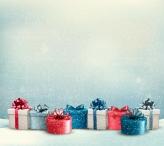 Fotostudio Achtergrondfoto op Vinyl - Kerst 07