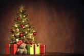 Fotostudio Achtergrondfoto op Vinyl - Kerst 37