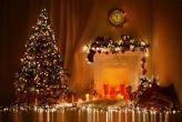 Fotostudio Achtergrondfoto op Vinyl - Kerst 54
