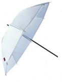 Linkstar PUR-102T Flitsparaplu Diffuus Wit 120 cm