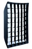 Linkstar QSSX-6090HC Opvouwbare Softbox met Honingraat