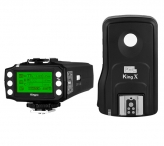 Pixel King Pro TTL Triggerset voor Nikon