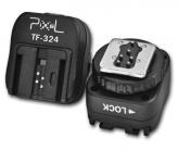 Pixel TF-324 Hotshoe-adapter voor Sony Cameraflitsers