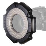 StudioKing RL-160 Macro LED Ringlamp Dimbaar