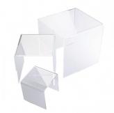 Transparante Poseerbrug (Set van 3 stuks)