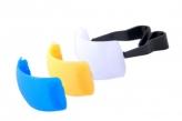 Universele diffuser voor popup-flitser