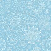 Fotostudio Achtergrondfoto op Vinyl - Blauw 2