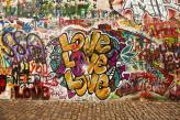 Fotostudio Achtergrondfoto op Vinyl - Graffiti 4