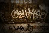 Fotostudio Achtergrondfoto op Vinyl - Graffiti 5