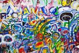 Fotostudio Achtergrondfoto op Vinyl - Graffiti 6